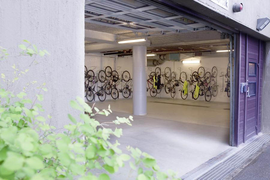 Slvn 6 sykkelparkering